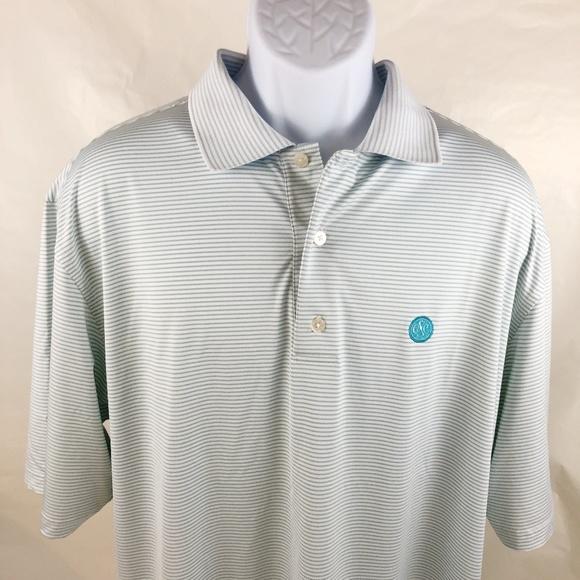 FootJoy Other - FJ FOOTJOY Polo Golf Shirt Short Sleeve Stripe
